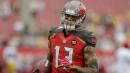 Mike Evans fires back at Peter King for saying Antonio Brown isn't a top-20 WR