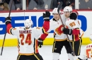 The Morning After Philadelphia: Flames Leave Philly Wit A Win
