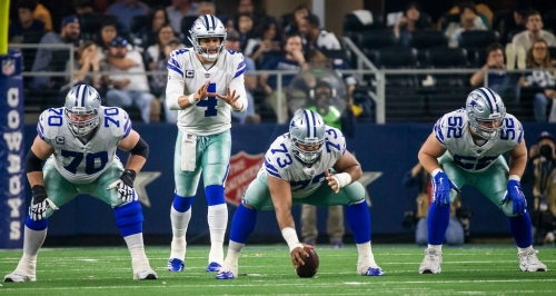 Film room: 3 things we learned from theCowboys' playoff win, including new wrinkles in Dak Prescott's rushing attack