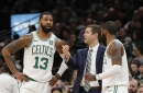 Marcus Morris and Kyrie Irving likely tomorrow vs. Nets