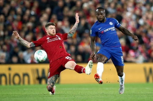 Cardiff City targeting Chelsea's Victor Moses as January loan option