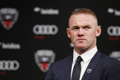 Wayne Rooney, D.C. United star, arrested at Dulles airport for public intoxication