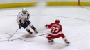 Ovechkin stops on a dime, feeds Boyd for Capitals goal