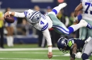 The plays that shaped the Cowboys vs. Seahawks Wild Card playoff game