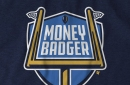 Money Badger t-shirts now on sale