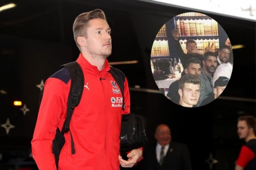 Wales goalkeeper Wayne Hennessey denies making 'Nazi salute' during Crystal Palace's FA Cup 3rd round win celebrations