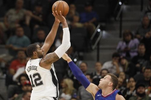 Game Preview: San Antonio Spurs at Detroit Pistons