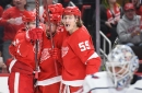 Key Play Breakdown: Hronek finishes the Red Wings prettiest passing play of the season