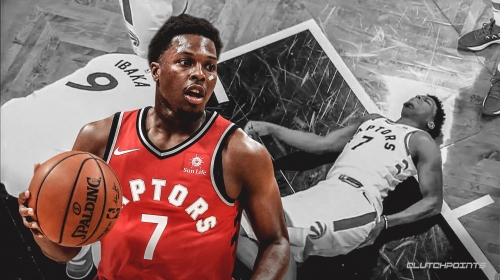 Raptors star Kyle Lowry admits back pain is not going to go 'completely away'