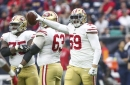 49ers projected one compensatory pick in 2019 NFL Draft