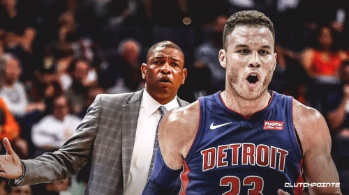 Blake Griffin did not answer Doc Rivers' phone calls after trade to Pistons