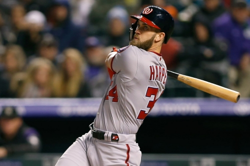 REPORT: Phillies will meet with Bryce Harper on Saturday
