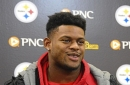 JuJu Smith-Schuster takes Antonio Brown's place in Pro Bowl