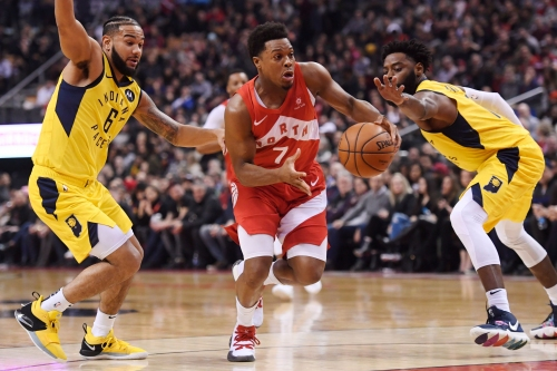Insider: Pacers have to get better to challenge conference-best Raptors