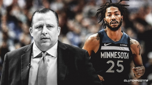 Timberwolves news: Derrick Rose interested in re-signing with Minnesota despite Tom Thibodeau's dismissal