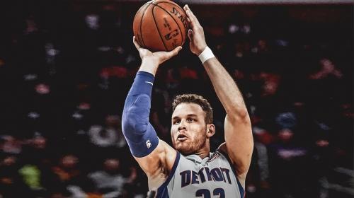 Blake Griffin says Detroit 'feels like home'