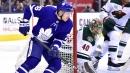 Maple Leafs, Predators game extra special for Par Lindholm, Viktor Arvidsson