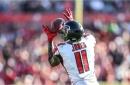 Falcons WR Julio Jones drops out of Pro Bowl