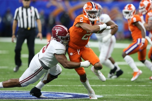 2019 College Football Playoff National Championship: Rivals Alabama and Clemson Meet Again