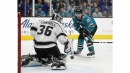 Erik Karlsson, surging Sharks hand Kings their 3rd loss in 4 games
