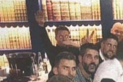 Crystal Palace goalkeeper Wayne Hennessey subject to FA investigation over whether he made Nazi salute