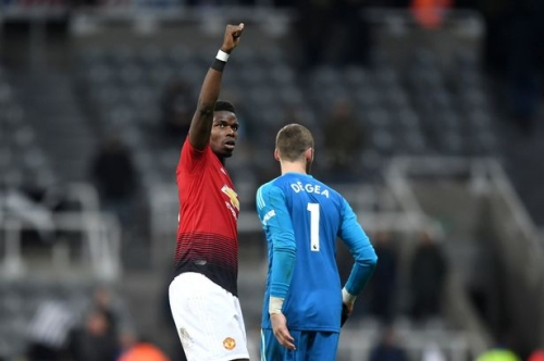 Paul Pogba hands Manchester United a boost ahead of Spurs fixture
