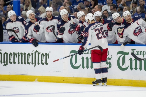 Game #42 Preview: Blue Jackets Face Tough Test at Lightning