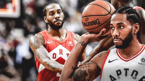 Report: Raptors don't see offering Kawhi Leonard a 5-year max deal as a risk