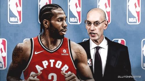 Report: Raptors saw NBA's anti-tampering memo as a message to Clippers regarding Kawhi Leonard