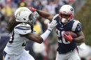 Film room: James White, Rex Burkhead will play a big role against the Chargers