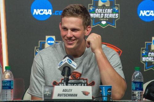 2019 Phillies MLB Draft Preview: Adley Rutschman, C