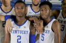Kentucky is starting to get good production from both of its point guards