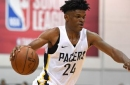 Pacers recall second-round pick Alize Johnson from G League