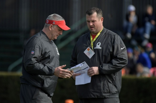 If Mike Munchak leaves the Steelers to be a Head Coach, does he take anyone with him?