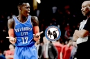 Is Schroder adding value to the Thunder?