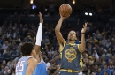 Shaun Livingston is out with knee soreness