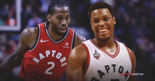 Kyle Lowry says Kawhi Leonard is 'an unbelievable basketball player'