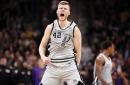 Davis Bertans just makes the Spurs' offense better