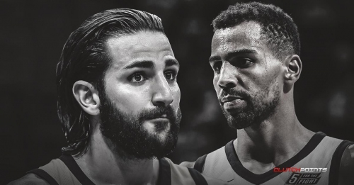 Ricky Rubio, Thabo Sefolosha out around 2 weeks after hamstring MRIs come back clean