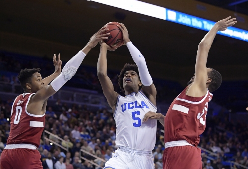Video: Chris Smith on his role in UCLA's starting lineup
