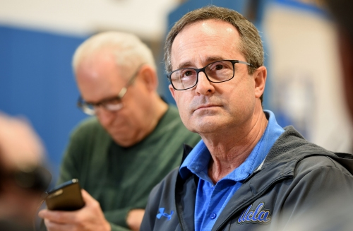 Video: Murry Bartow previews UCLA's road trip to Oregon, Oregon State