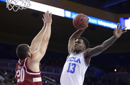 Video: Kris Wilkes hopes UCLA can carry momentum on road vs. Oregon