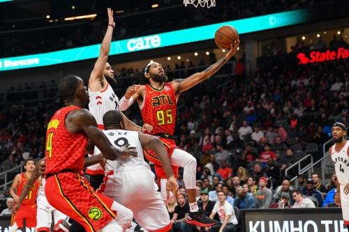 Game Thread: Hawks vs. Raptors