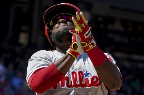 What happens to rest of outfield if Phillies sign Bryce Harper?