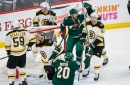 Game thread: Minnesota Wild at Boston Bruins