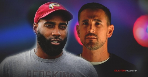 DeAngelo Hall likes Packers' move to hire Matt LaFleur