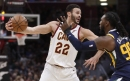 Larry Nance Jr. suffers right knee injury vs. Indiana Pacers, will not return