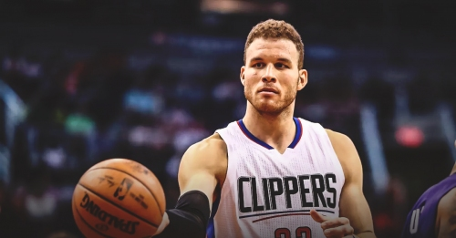 Blake Griffin says he's 'proud to be part' of Clippers' franchise rebranding