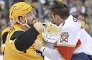 Zach Aston-Reese, Patric Hornqvist injured in feisty, physical Penguins win