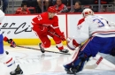Red Wings Clipped by Canadiens, 3-2